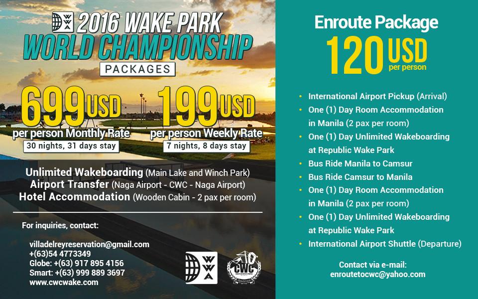 Wake PArk World 2