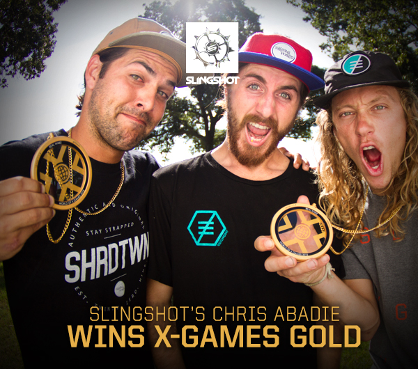 CONGRATULATIONS CHRIS & THE SHREDTOWN CREW!