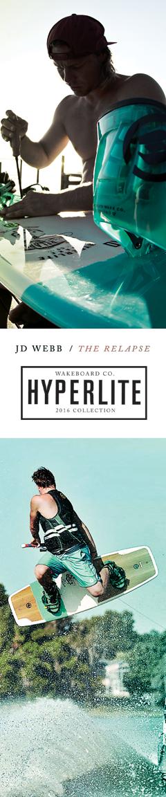 hyperlite 1 left