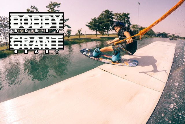 BOBBY GRANT, just 9 and kick ass !