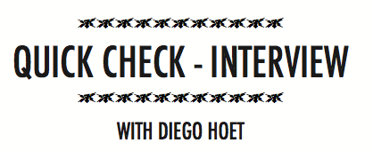 Interview Diego Hoet , French side