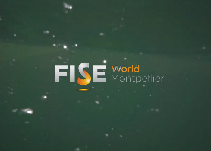 Highlight Wakeboard – FISE World Montpellier 2015