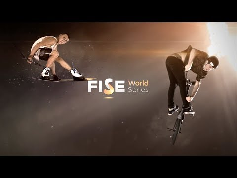 2015 FISE WORLD SERIE Goes to CHINA and bring the wakeboard there