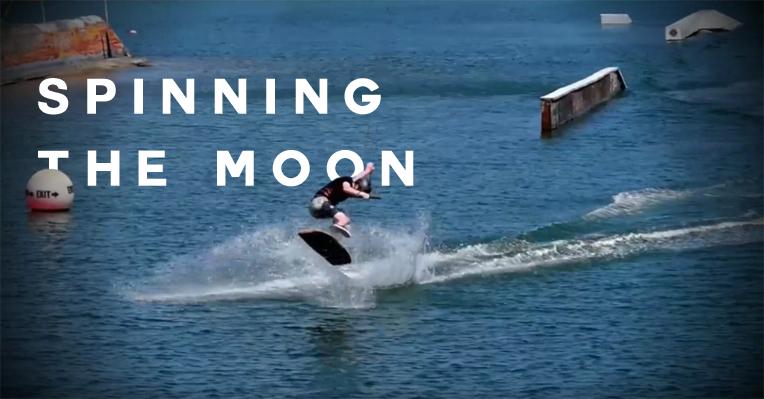 """James Harrington """"Spinning to the Moon"""""""