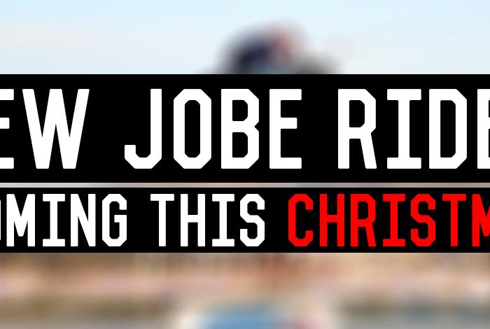 Jobe has a HUGE announcement!