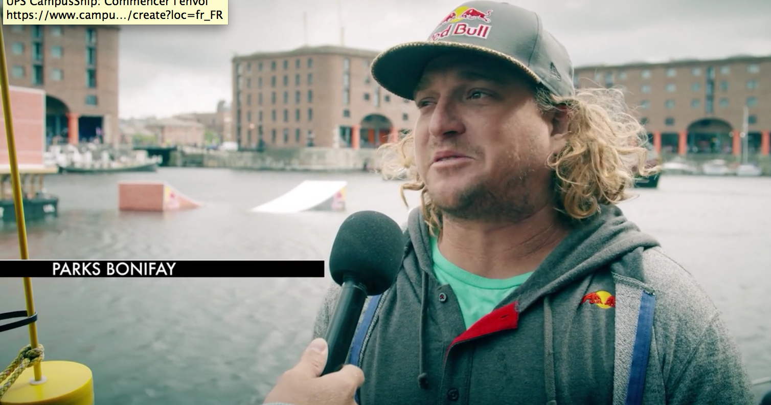 Red Bull Harbour Reach 2015 Highlights