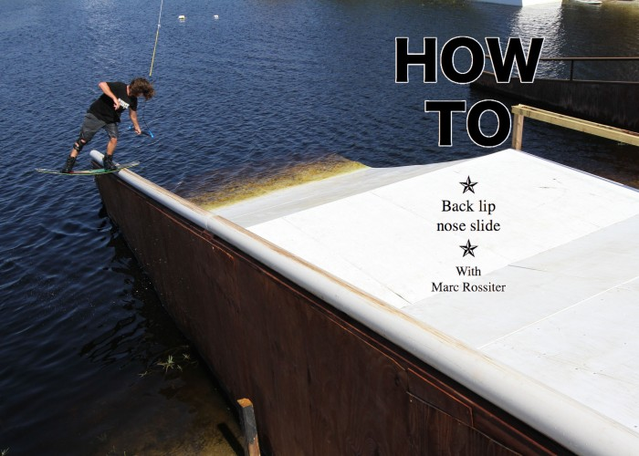 How TO with Marc Rossiter