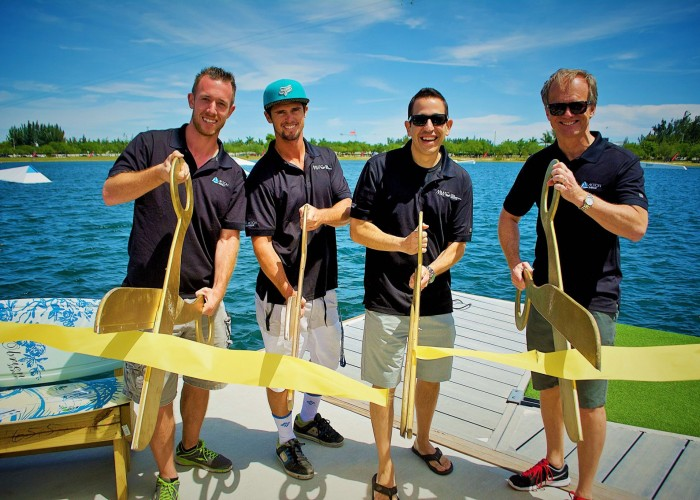 MIAMI WATERSPORTS COMPLEX CELEBRATES GRAND OPENING