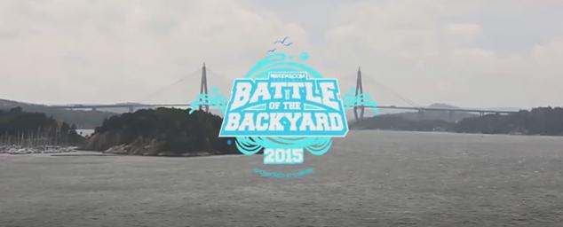 2015 Battle Of the Backyard Highlights