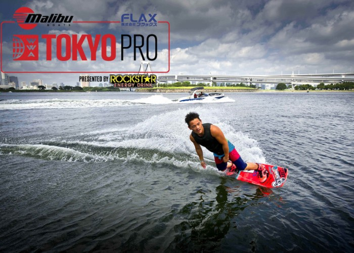 The Malibu Boats Tokyo Pro Presented by Rockstar Continues in Tokyo