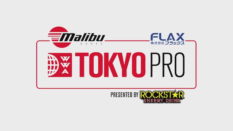 Dean Smith Wins the Malibu Boats Tokyo Pro Presented by Rockstar
