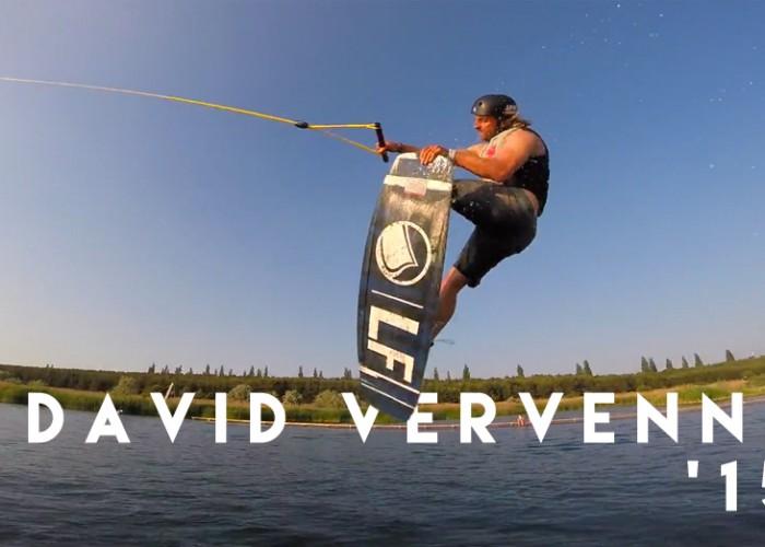 DAVID VERVENNE  '15