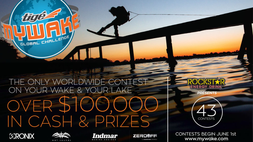 THE TIGE MYWAKE GLOBAL CHALLENGE RETURNS FOR ITS BIGGEST YEAR YET