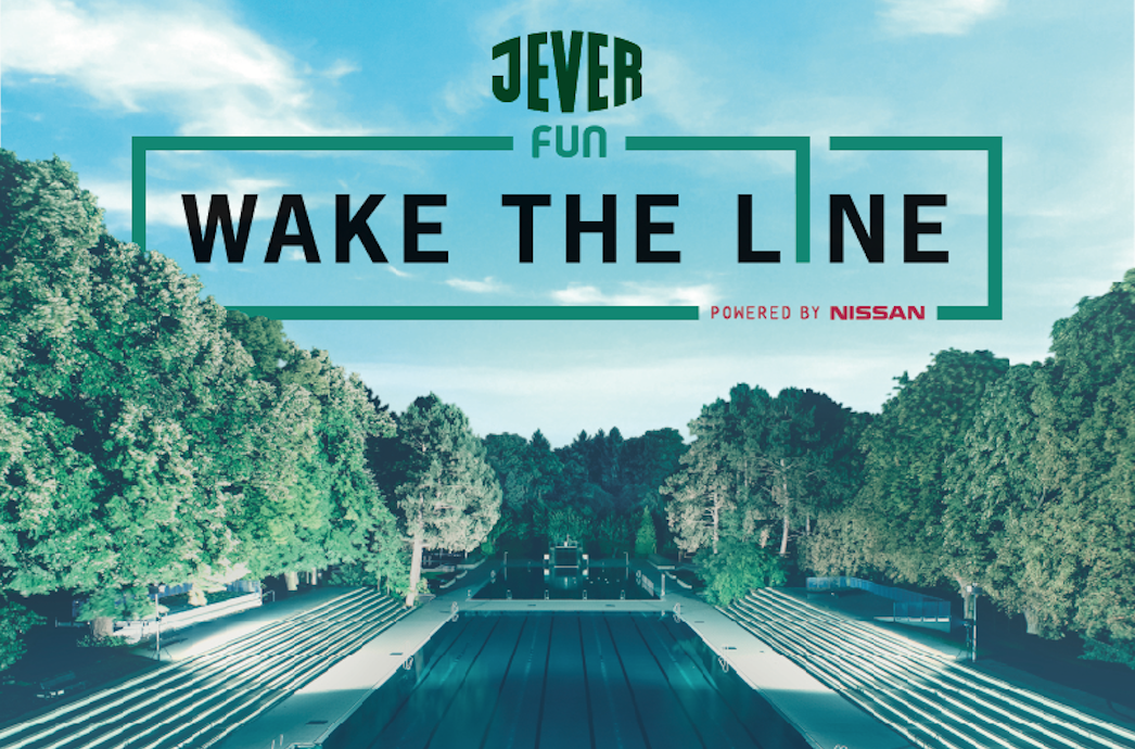 WAKE THE LINE IS BACK !