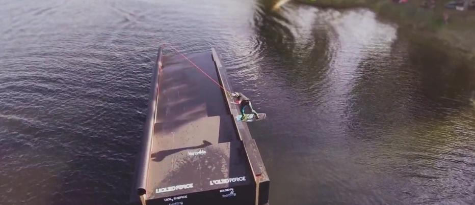 Liquid Force Railbattle 2015