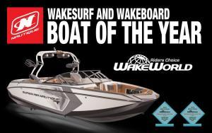 Wakeboard and Wakesurf Boat of the Year