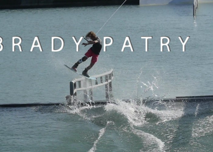 BRADY PATRY talented rider CWC