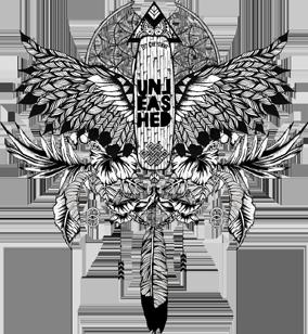 unleashed tshirt Cheyenne detour E-Shop