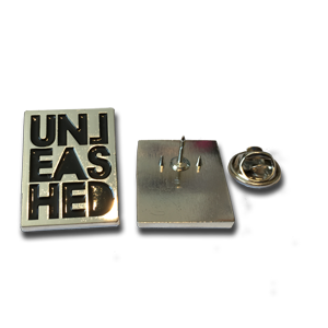 UNLEASHED PIN'S