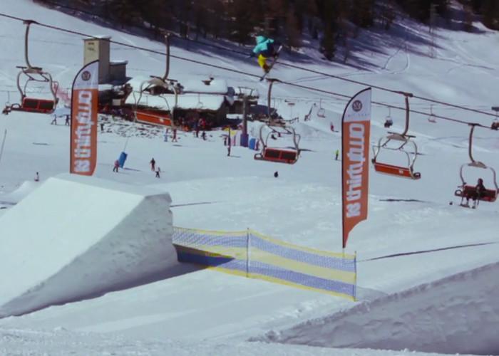 Marcy Grassy Snowboard