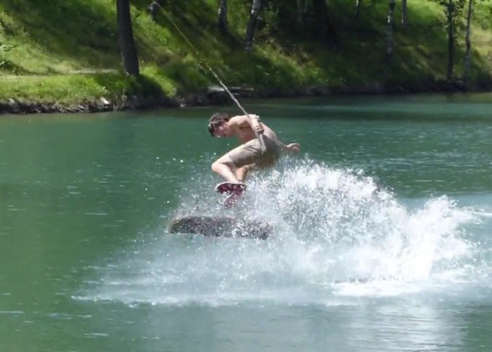 French Wakeskate