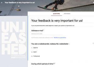 unleashed survey