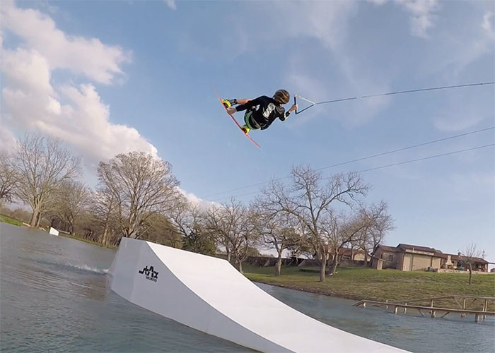 TEXAS TRIP BY BRADY PATRY Hyperlite Wakeboards