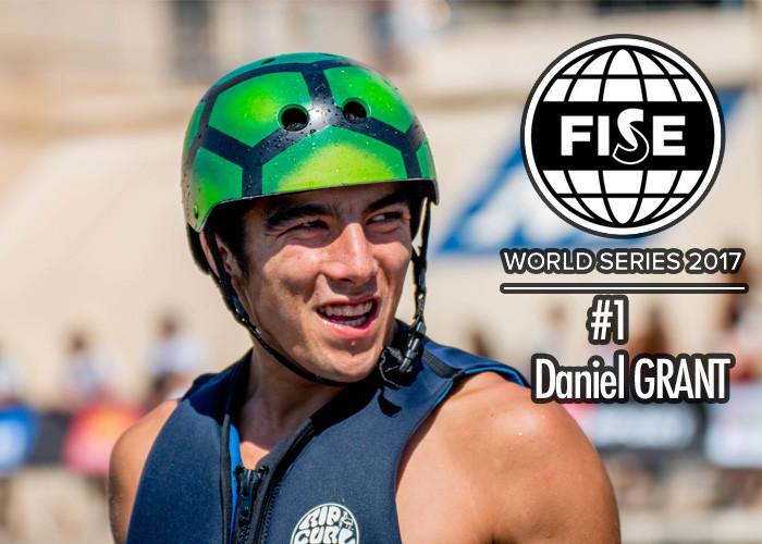 Fise 2017 Daniel grant