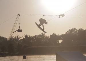 Kye Brotherton at Gowake Cable Park