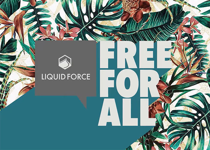liquid force free for all Wake Island