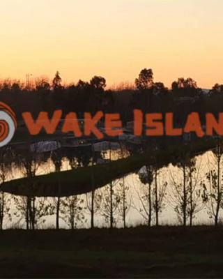 wake island three hits
