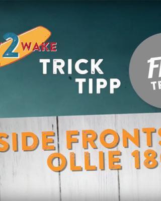 TRICK TIP BY DANIEL FETZ