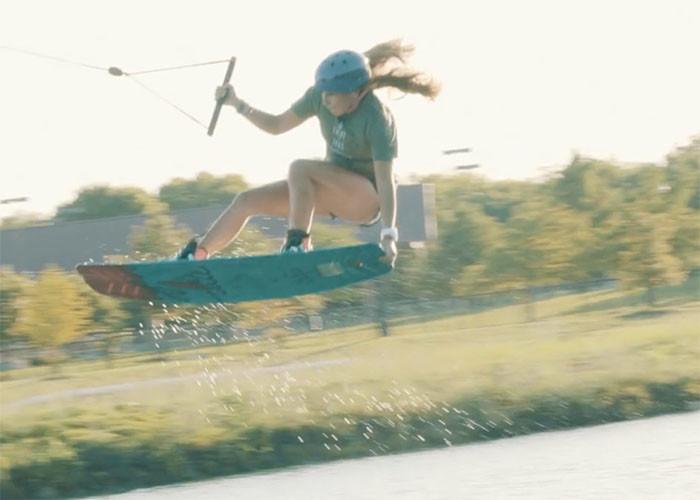 Erika Allison Hydrous Wake Park