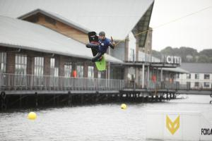 Foxlake Dundee flying
