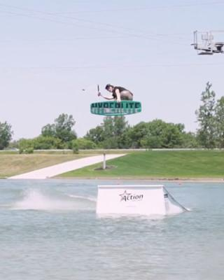 Graeme Burress Action wake park