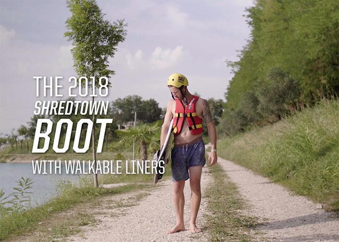 2018 Shredtown Boots