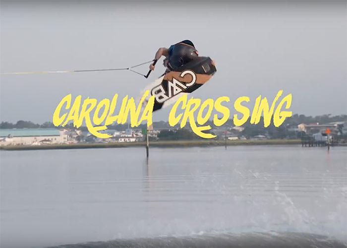 Carolina Crossing redbull